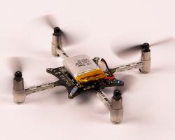 Crazy Flie drone eta txartel hegalaria